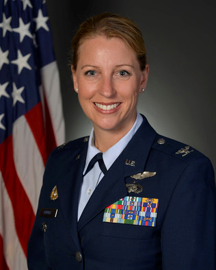 Colonel Bryony A. Terrell
